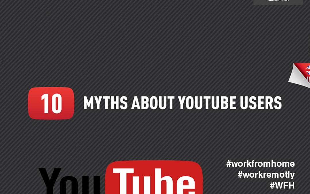 YouTube Users: 10 Myths Demystified  [Infographic]