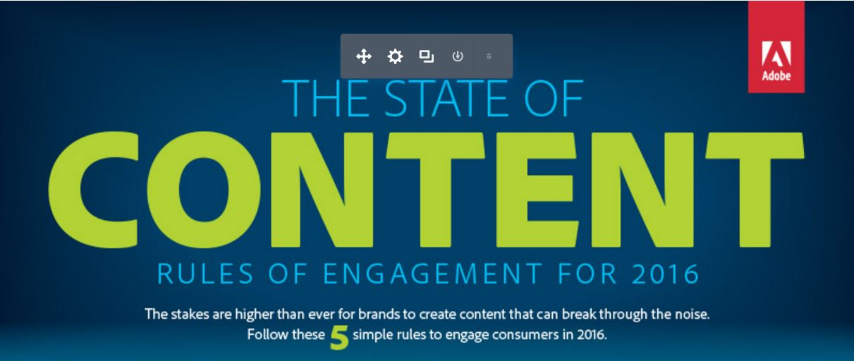 State of Content Rules of Engagement in 2016 [Infographic]