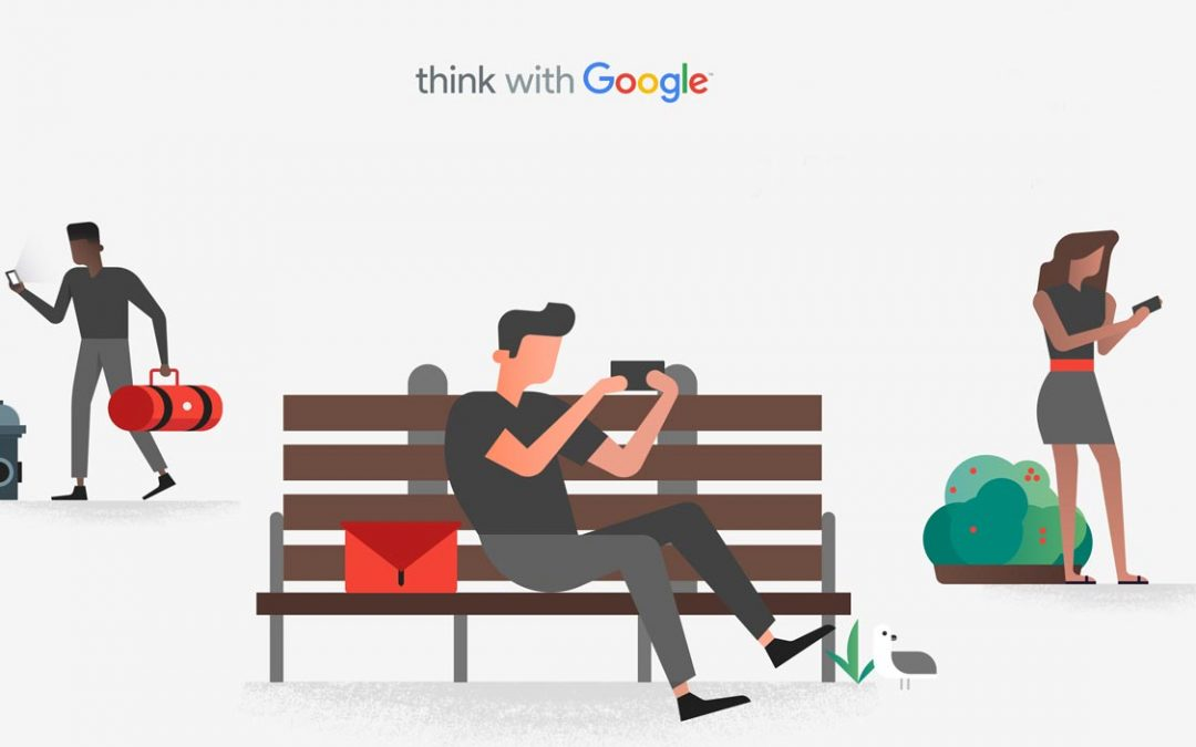 Think with Google: 5 Online Trends to Inform your 2017 Media Plan [Infographic]