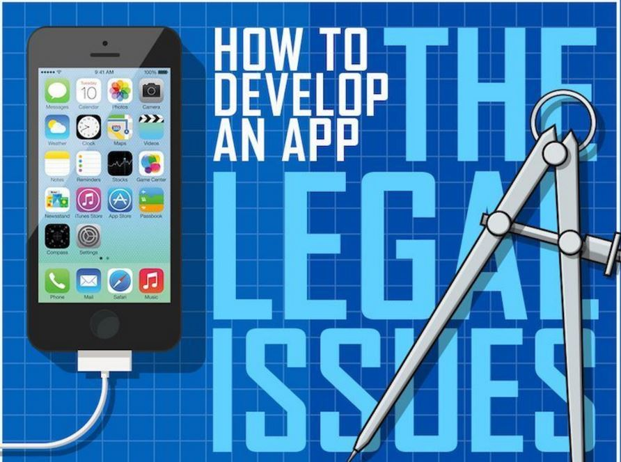 App Development: The Legal Issues [Infographic]