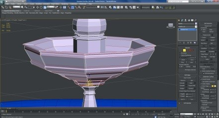 3ds Max Training different modeling