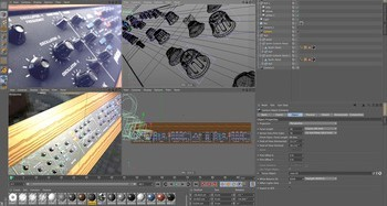 Maxon Cinema 4D Training 3D Artists toolkit