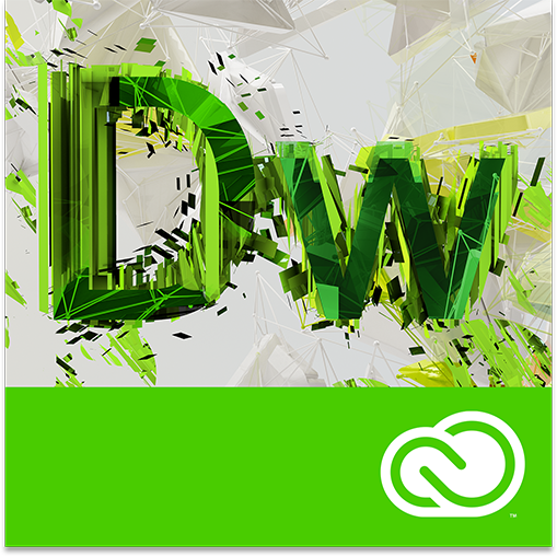 Adobe Dreamweaver Training Badge