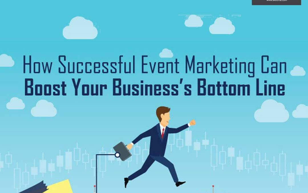 How Successful Event Marketing can Boost your Business's Bottom Line [Infographic]