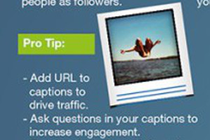Tips for Your Instagram Posts, Plus a Perfect Profile Page [Infographic]