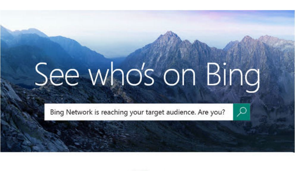 Who uses Bing, and Why They're Important for Marketers [Infographic]
