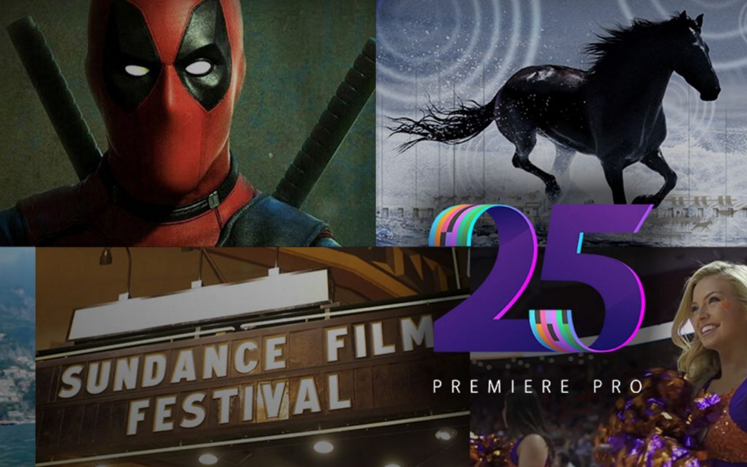 Adobe Premiere Pro anniversary – 25 years of making the cut