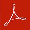 Adobe Acrobat Reader mobile app