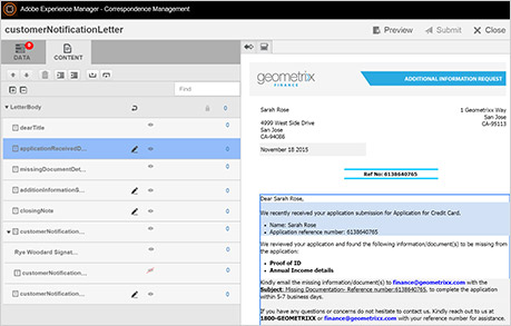 Adobe Experience Manager Forms Speed up your processes