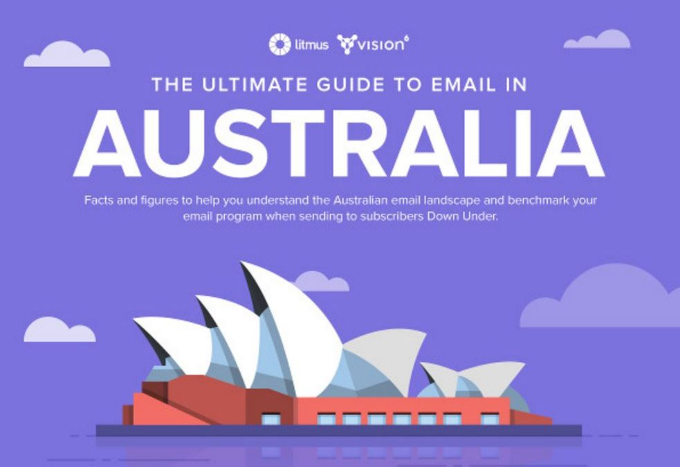 The Ultimate Guide to Email Australia Edition [Infographic]
