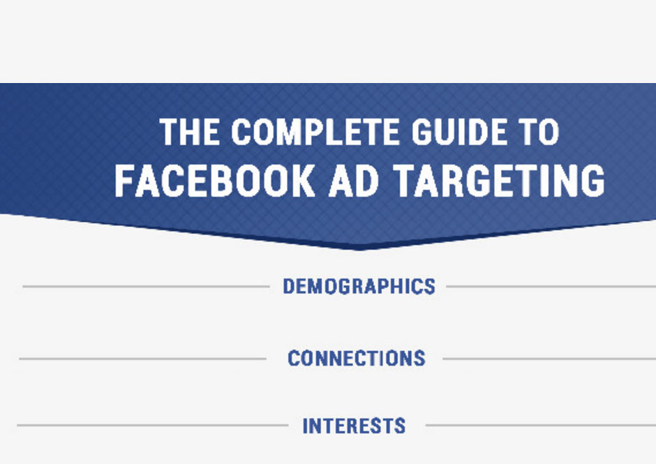 The Complete Guide to Facebook Ad Targeting [Infographic]