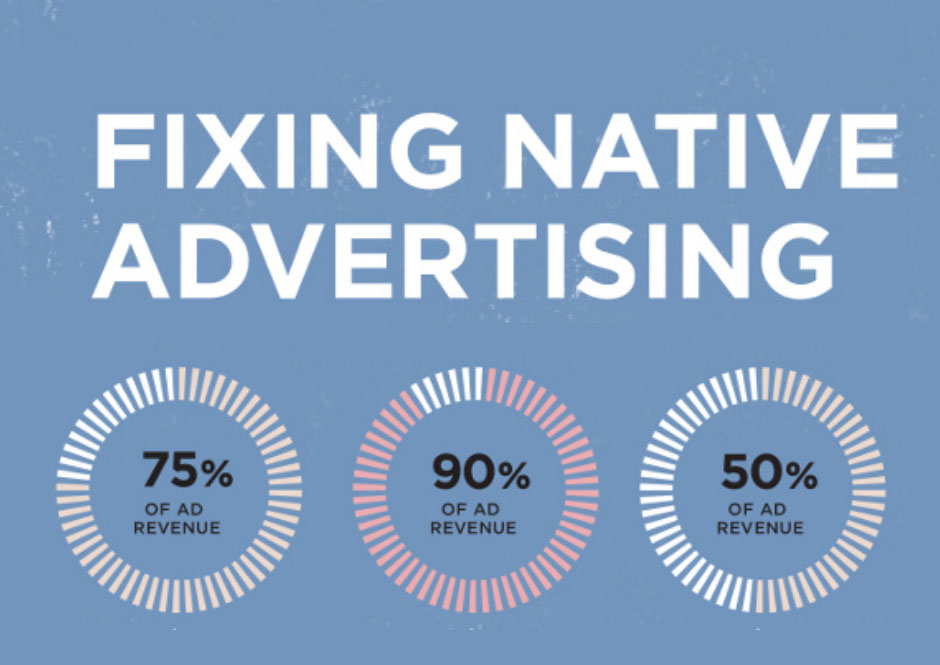 Fixing Native Advertising [Infographic]
