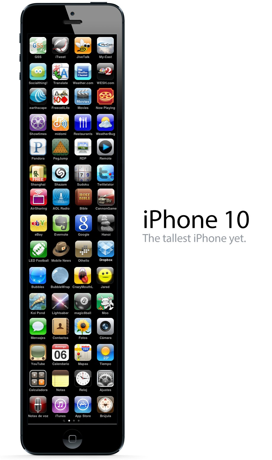 just for fun iPhone 10