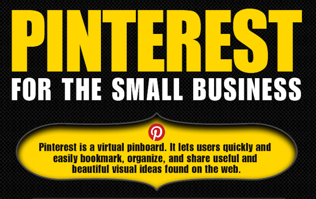 Pinterst for the Small Business [Infographic]