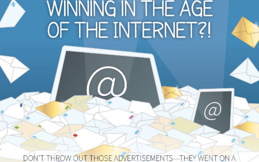 How Direct Mail Is Still Winning in the Age of the Internet [Infographic]