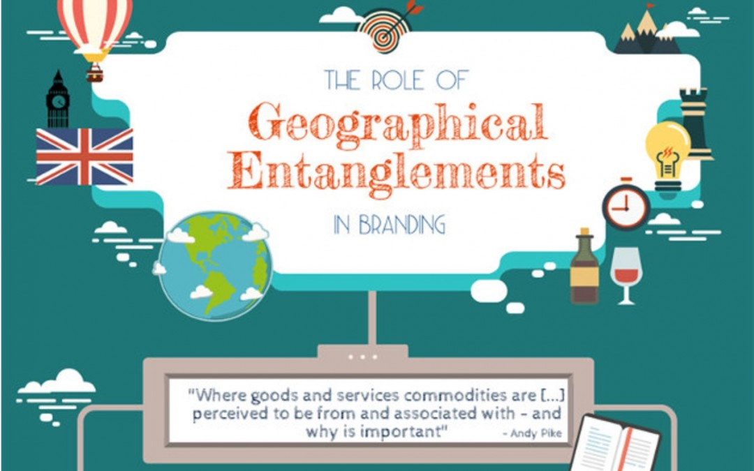 The Role Of Geographical Entanglements In Branding [Infographic]