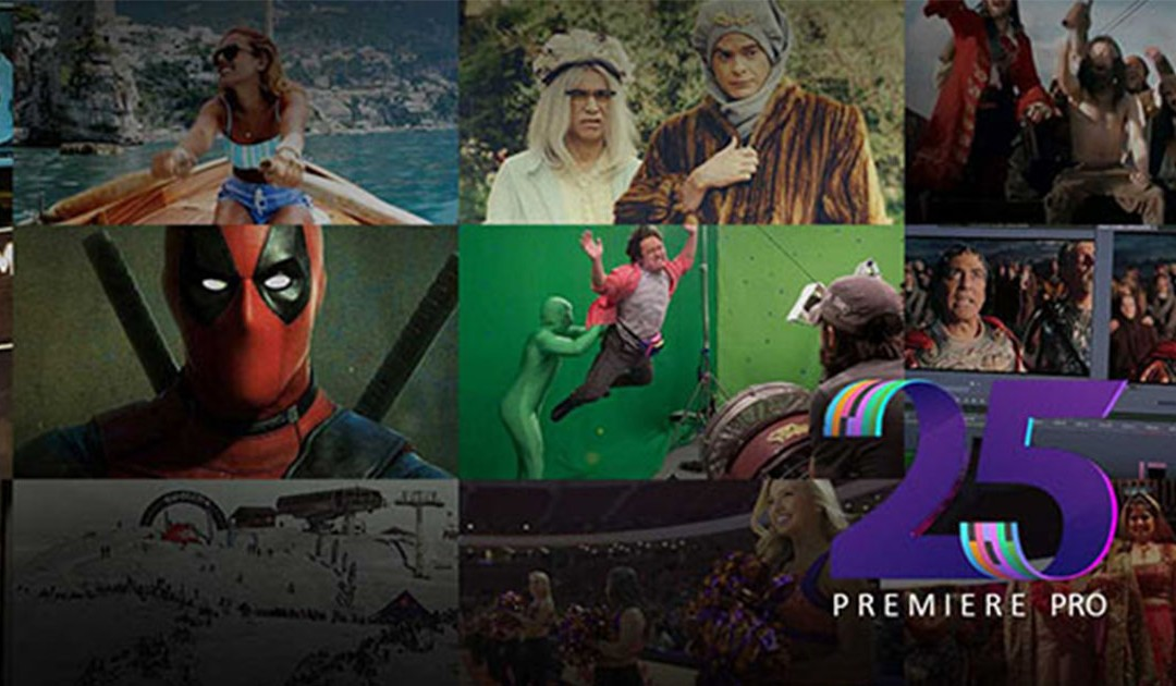 Happy 25th Birthday Adobe Premiere Pro – 27.July Workshop in Dubai