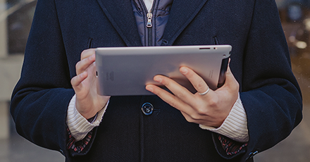 Engage audiences with mobile apps