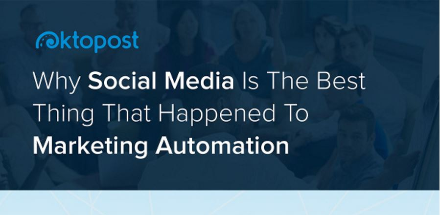 Marketing Automation without Social Media? [Infographic]