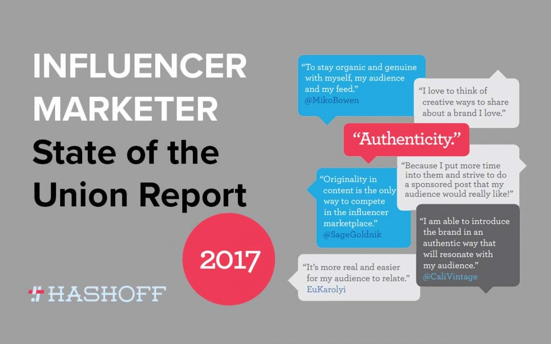 2017 Influencer Marketer The Most Important Social Network [Infographic]