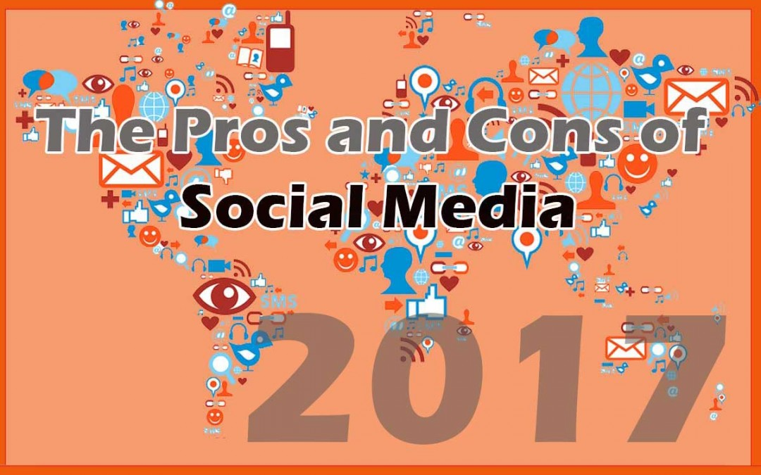 The Pros and Cons of Top 7 Social Media [Infographic]