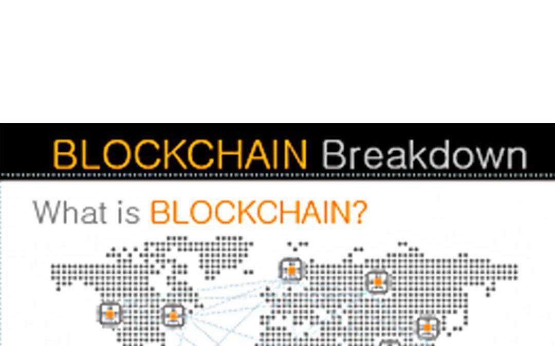 Blockchain Breakdown: What is a Blockchain? [Infographic]