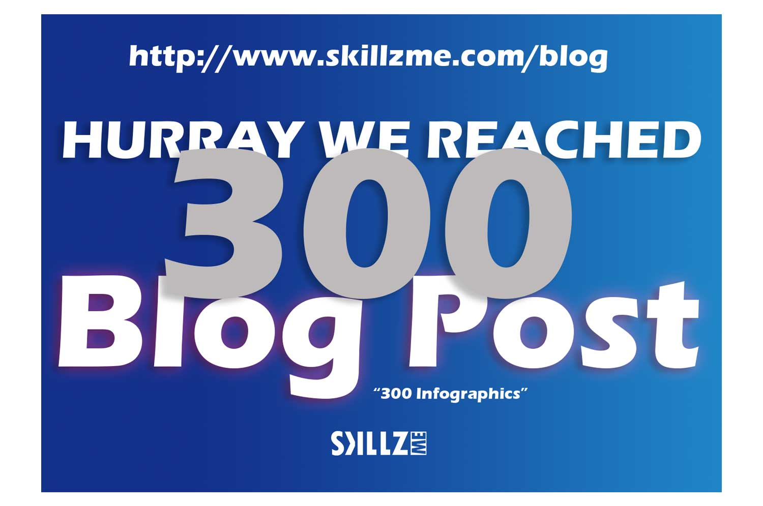 Skillz Middle East Infographics in 300 blog posts