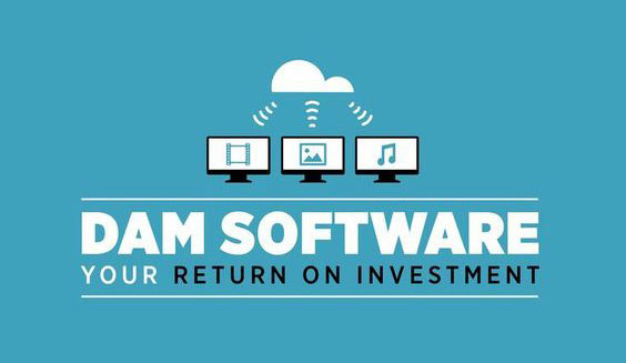 DAM Software Your Return of Investment [Infographic]