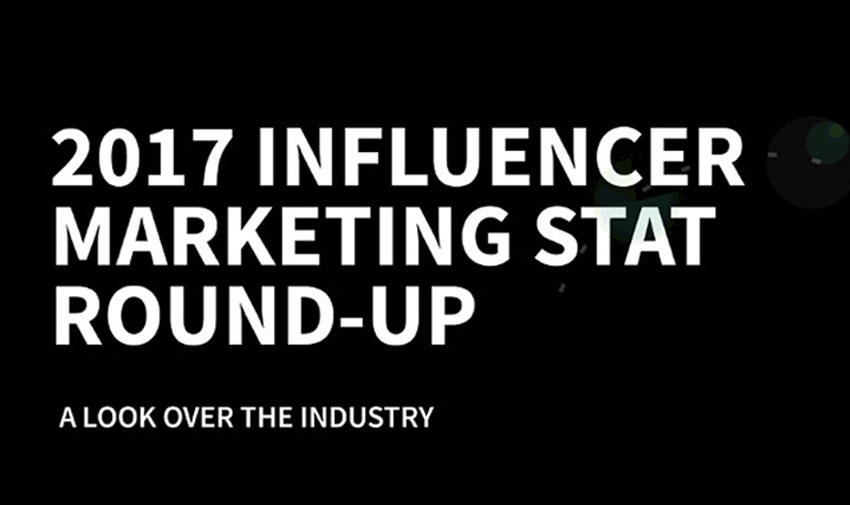Top Influencer Marketing Trends of 2017 [Infographic]