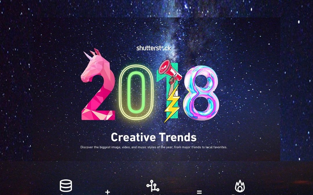 Read Today 2018 Creative Trends [Infographic]