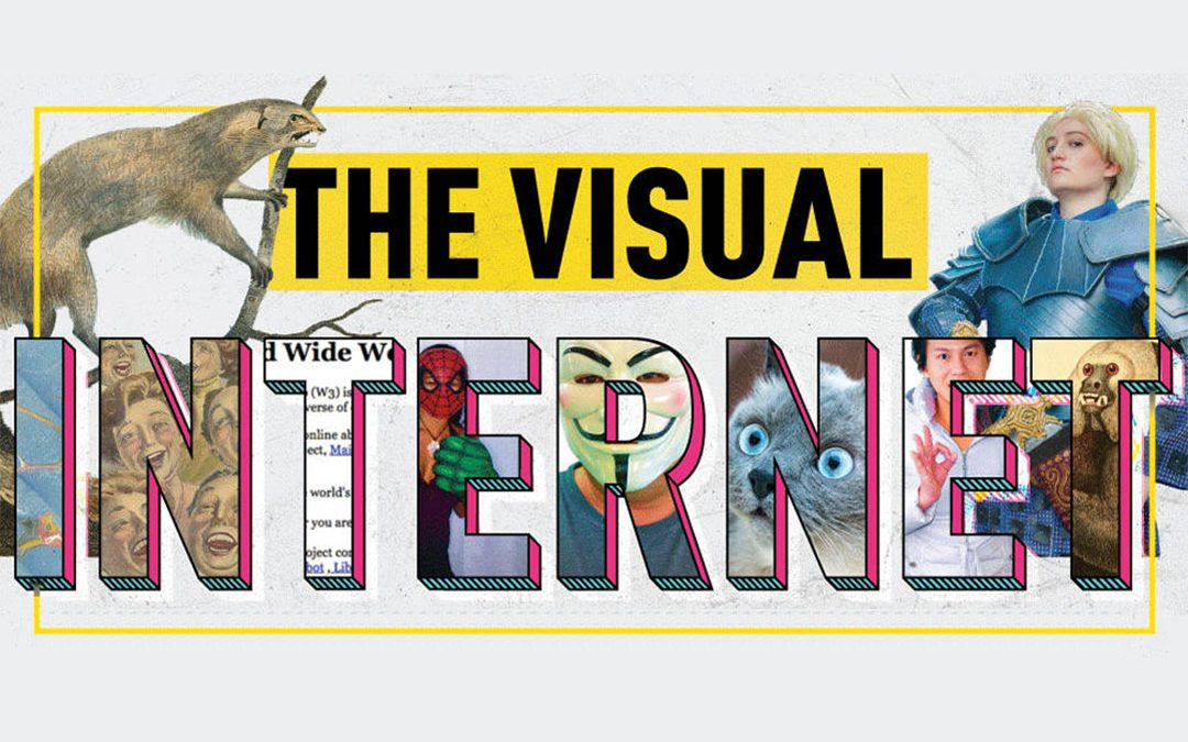 The Visual Internet is Reality of Today's Economy [Infographic]