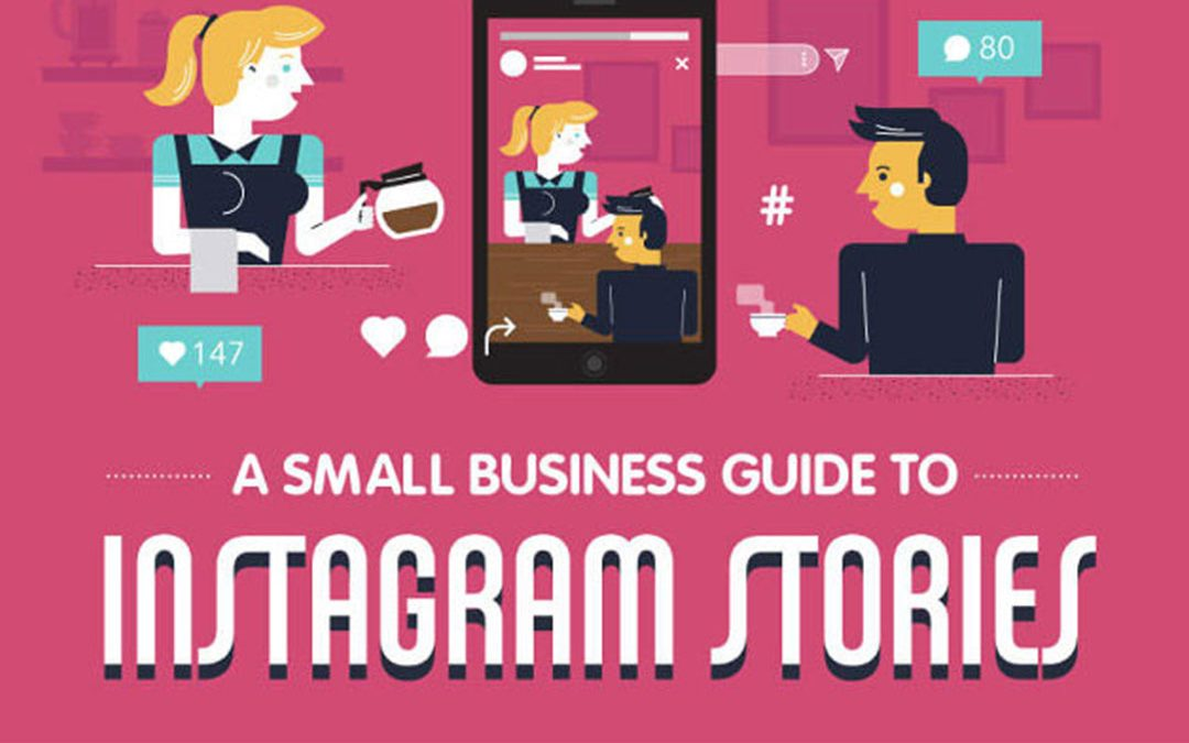 The Small Business Guide to Instagram Stories [Infographic]