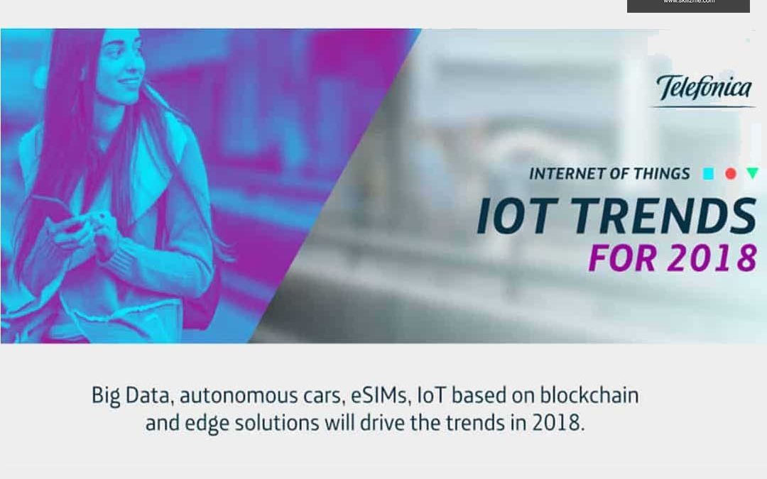 IoT Trends for 2018 [Infographic]