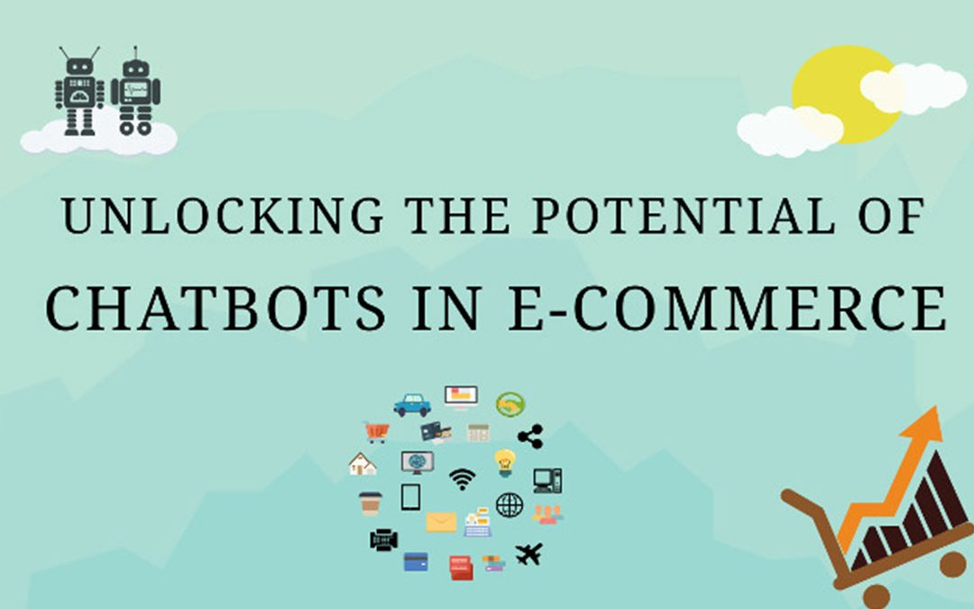 Unlocking the Potential of Chat-bots in E-Commerce [Infographic]