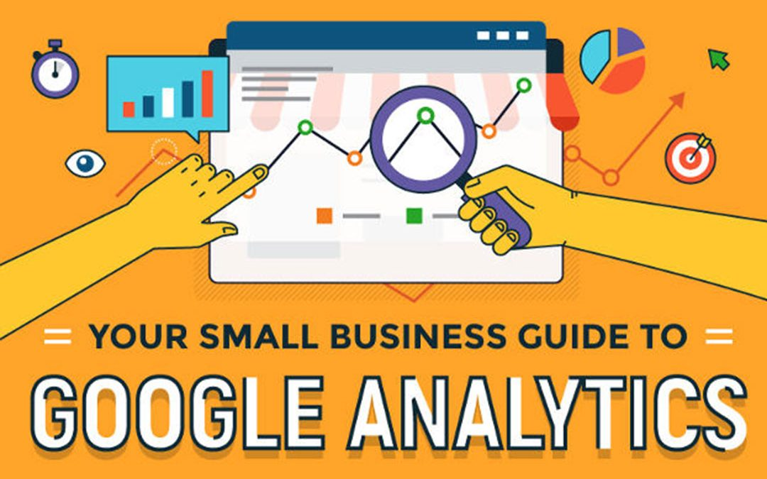 The Small Business Guide to Google Analytics [Infographic]