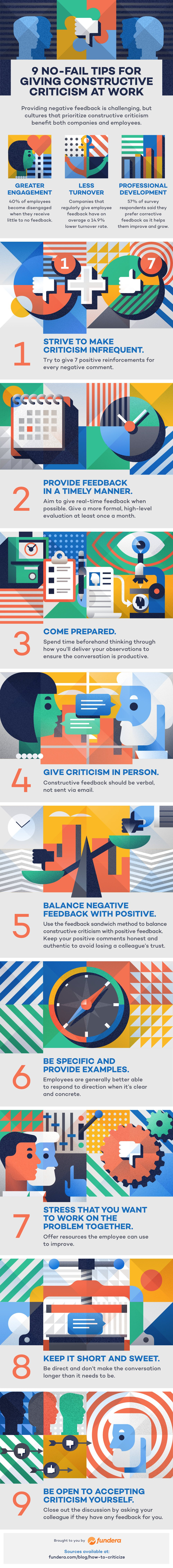9 No-Fail Tips for Giving Constructive Criticism at Work