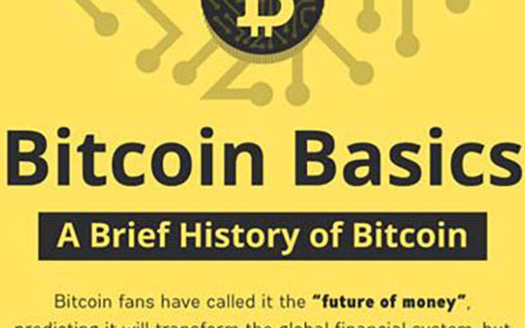 Bitcoin Basics: A Brief History of Bitcoin [Infographic]