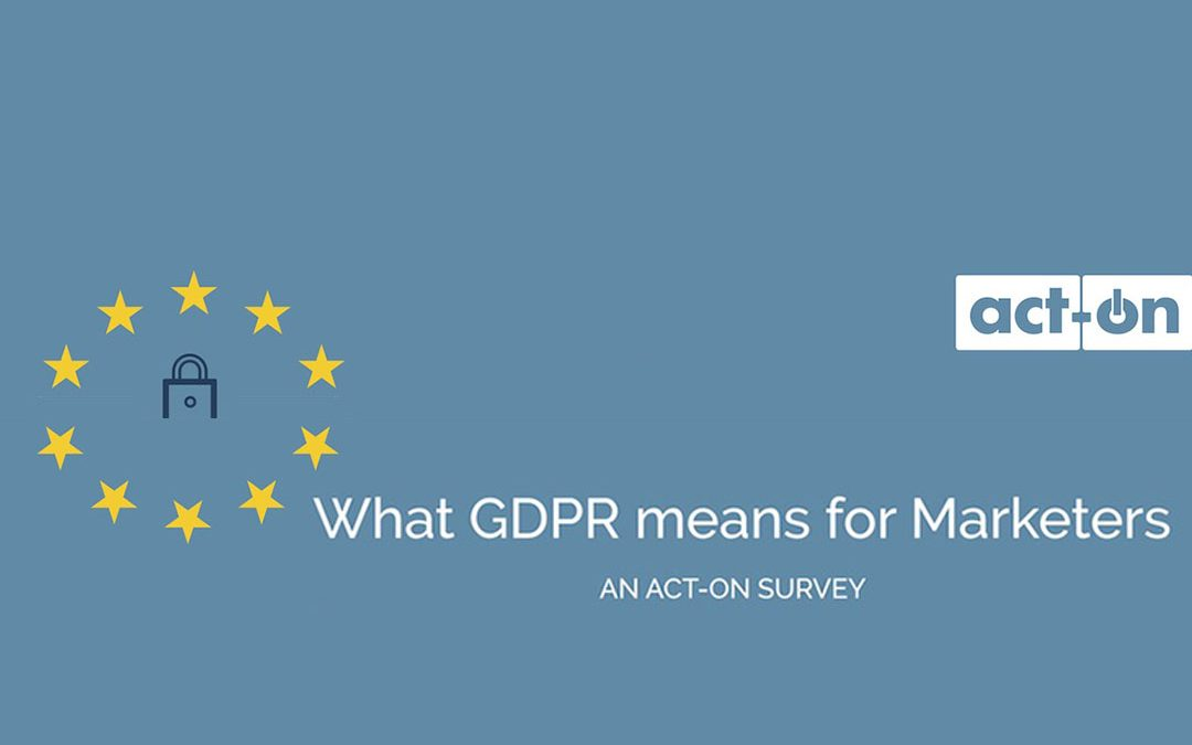 What the new GDPR law means for Marketers [Infographic]