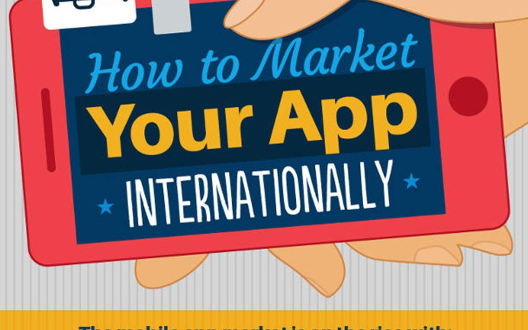 How to Market Your App Internationally [Infographic]