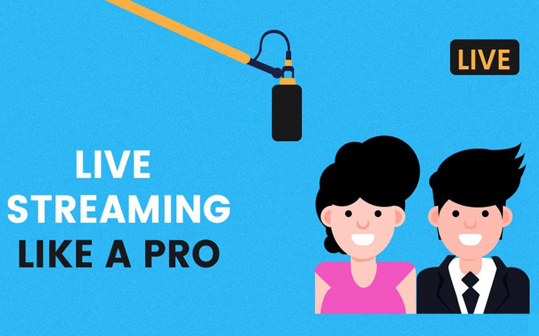 How to Live Stream Like a Pro [Infographic]