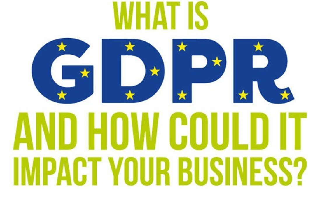 What Is GDPR, and How Can GDPR Impact Your Business? [Infographic]
