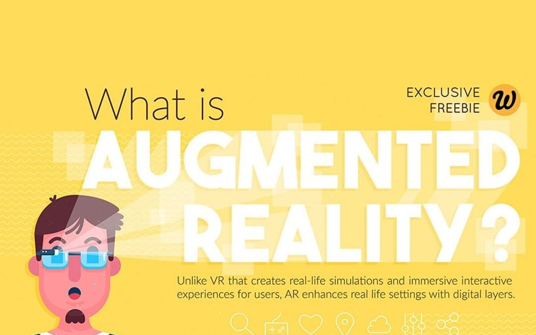 Opportunities for Augmented Reality in 2018 [Infographic]
