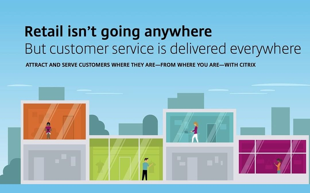 Store Customer Service is Key for Retail Success in the Future [Infographic]