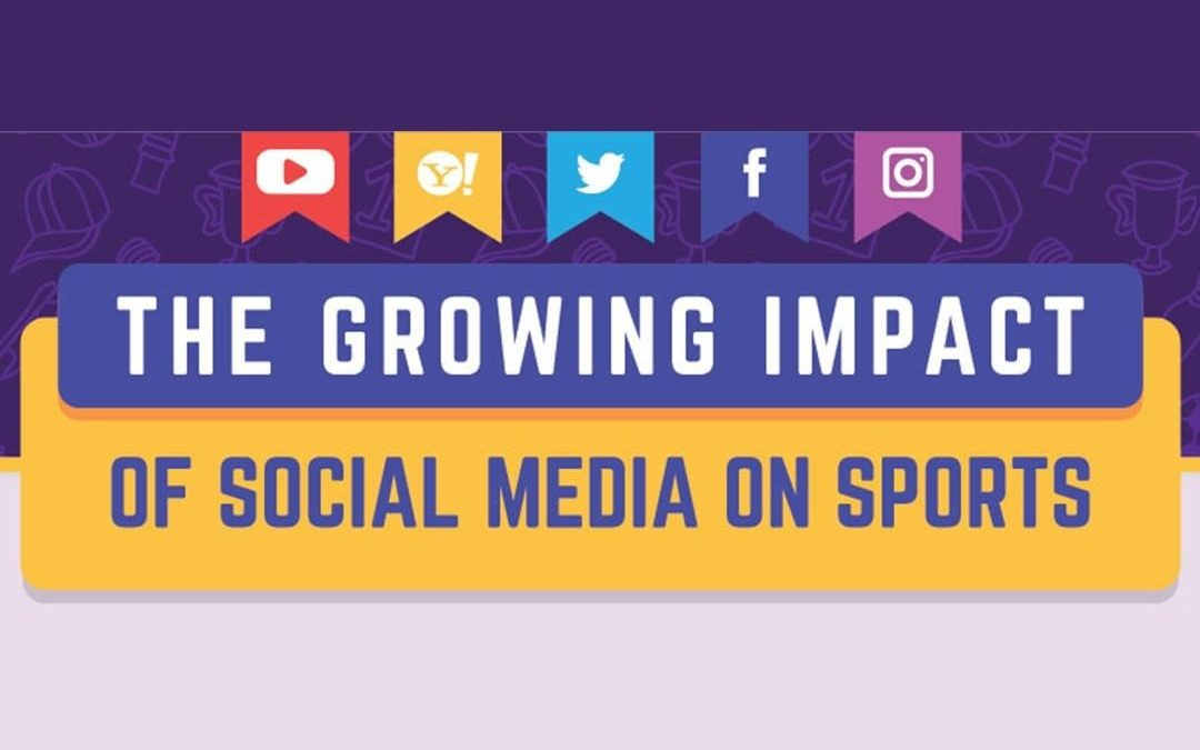 The Growing Impact of Social Media on Sports [Infographic]