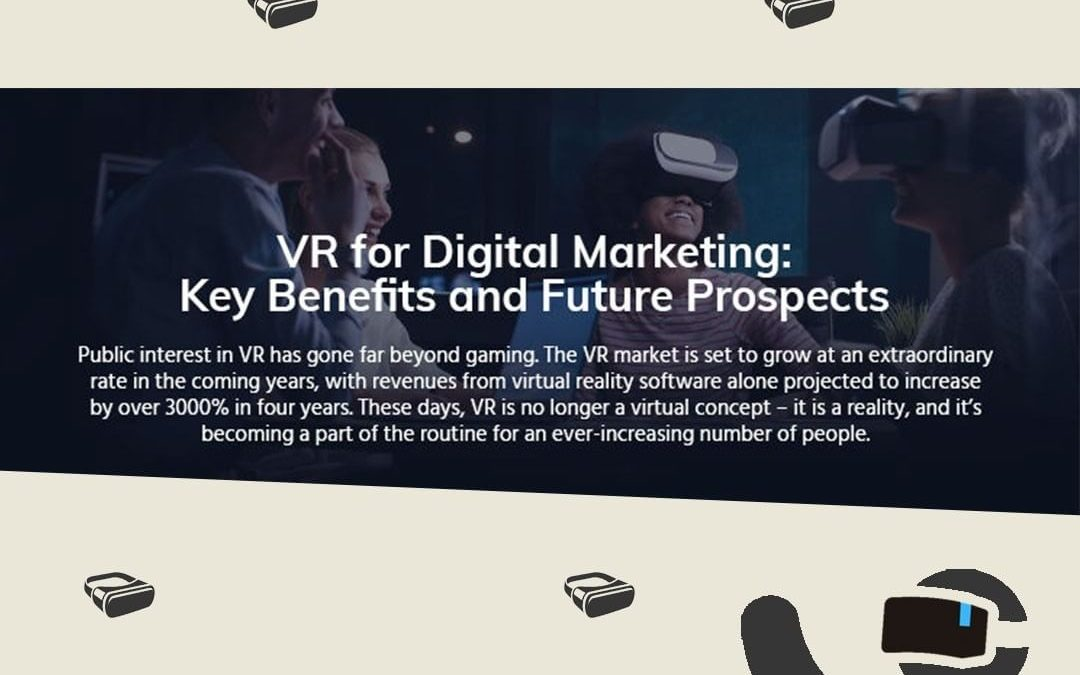 How to Use Virtual Reality in Your Digital Marketing [Infographic]