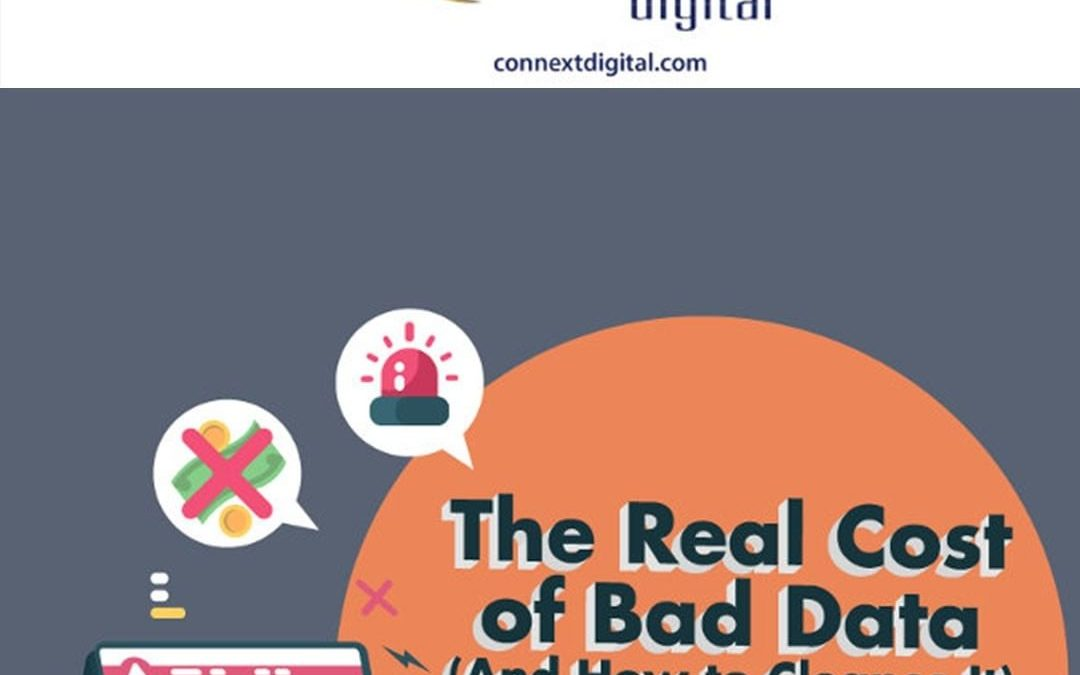 The real cost of bad data and how to cleanse it [Infographic]