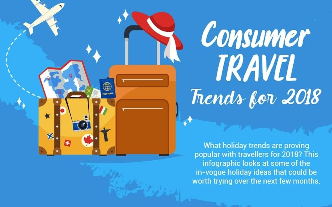Consumer Travel Trends for 2018 [Infographic]