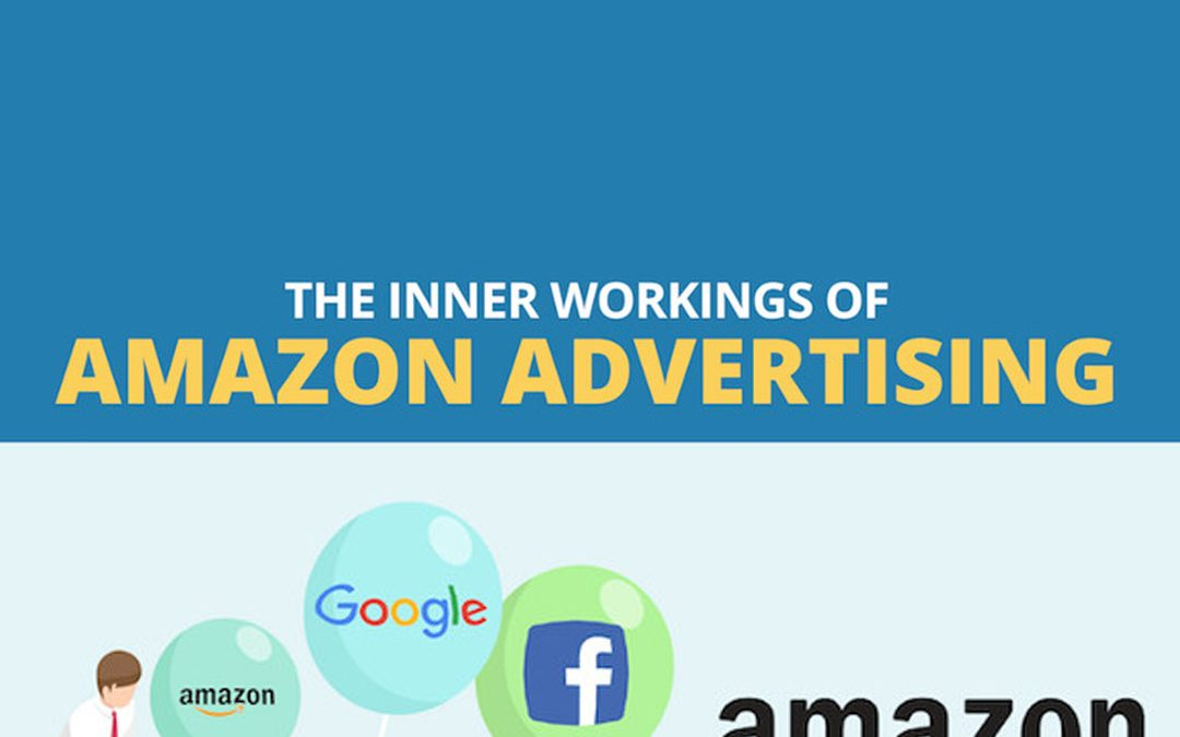 The Inner Workings of Amazon Advertising [Infographic]