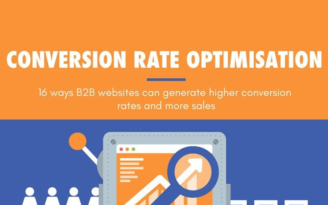 16 Ways B2B Websites Can Optimize Conversion Rates [Infographic]