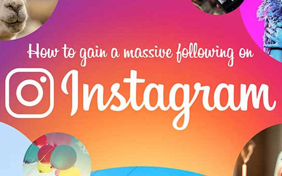 10 Tips How To Gain Massive Instagram Followers! [Infographic]